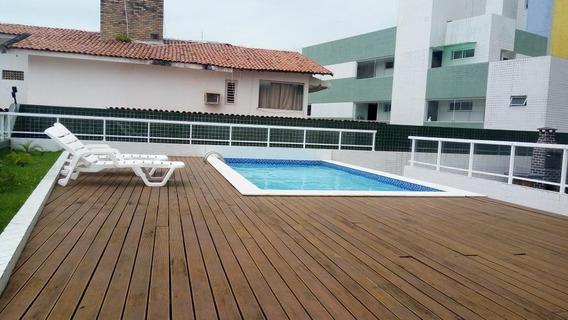 Apartamento Em Jardim Oceania, João Pessoa/pb De 65m² 2 Quartos À Venda Por R$ 280.000,00 - Ap300287