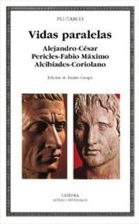 Vidas Paralelas, Plutarco, Cátedra