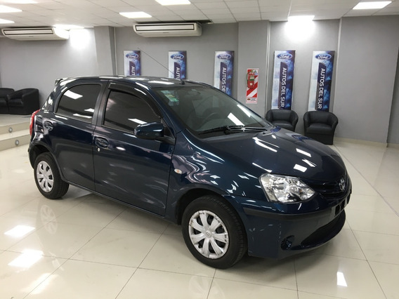 Toyota Etios Xs 5p 2015