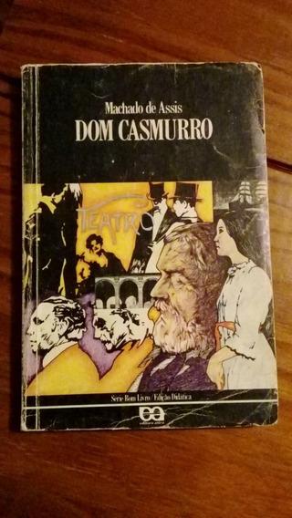Dom Casmurro - Machado De Assis - Antigo - Usado