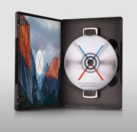 Mac Os X El Capitan 10.11 Original - Mídia Digital