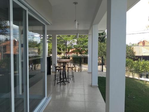 Imagem 1 de 14 de Espetacular Casa No Colinas De Ibiúna. Cód 322.