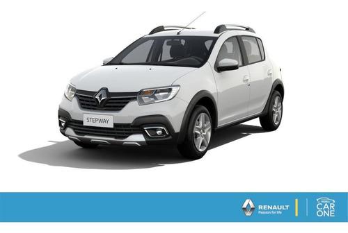 Renault Sandero Stepway Zen+multimedia 1.6 2021 0km