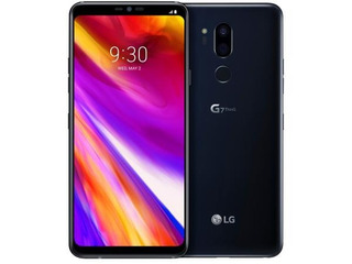 Smartphone LG G7 Thinq 64gb Preto 4g Octa Core - 4gb Ram