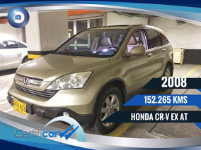 Honda Cr-v Ex Financiamos