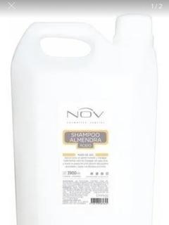 Shampoo Almendras Nov Ph Acido X 3900ml