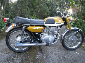 Honda Cb 125 K3 1971