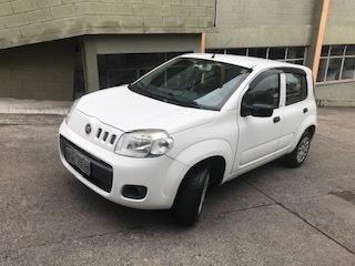 Fiat Uno Vivace Flex 1.0 - 4 Portas - Único Dono