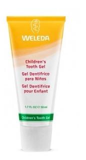 Gel Dentífrico Niños Weleda Ideal Dientes Leche Apto Celiaco