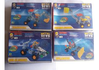 Juegos De Construcción Metal Toys