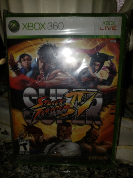 Street Fighter 4 Super