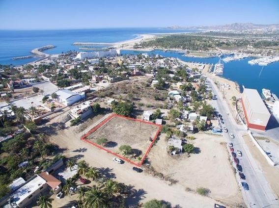 Venta De Lote En La Marina De San Jose Del Cabo