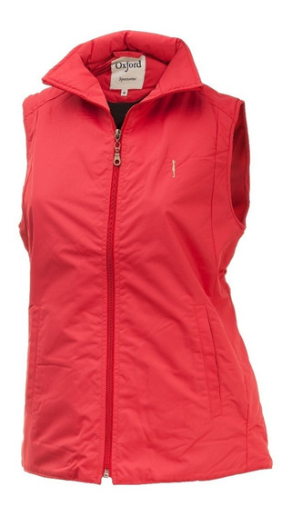 Chalecho Oxford Elly Mujer