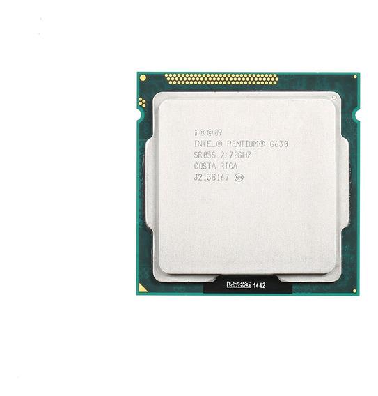 Processador Intel Pentium Dual-core G630 De 2,7 Ghz Cache De