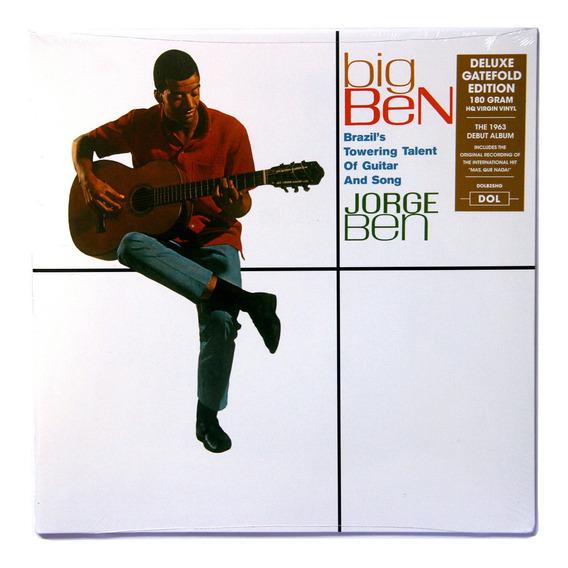 Lp Jorge Ben Samba Esquema Novo 180g Importado Deluxe