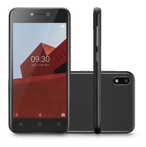 Celular Smartphone Multilaser e P9101 16gb Preto - Dual Chip