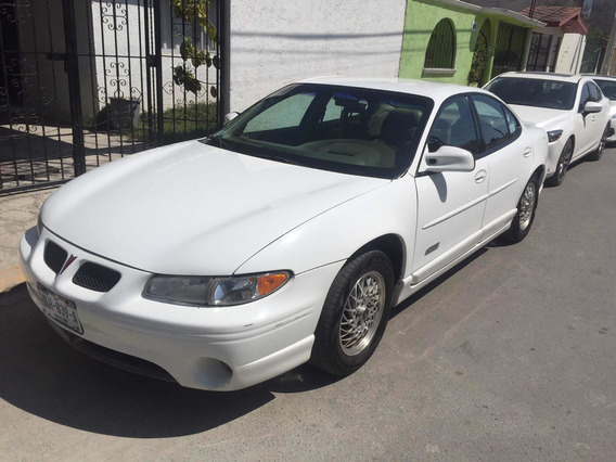 Pontiac Grand Prix Gtp Sedan Sc Mt 1999