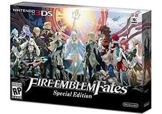 Fire Emblem Fates - Edición Especial - Nintendo 3ds
