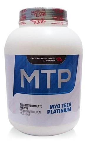 Myotech (5lb) Proteina De Adrenaline Labs En Activationperu