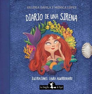 ** Diario De Una Sirena ** V. Davila Y M. Lopez