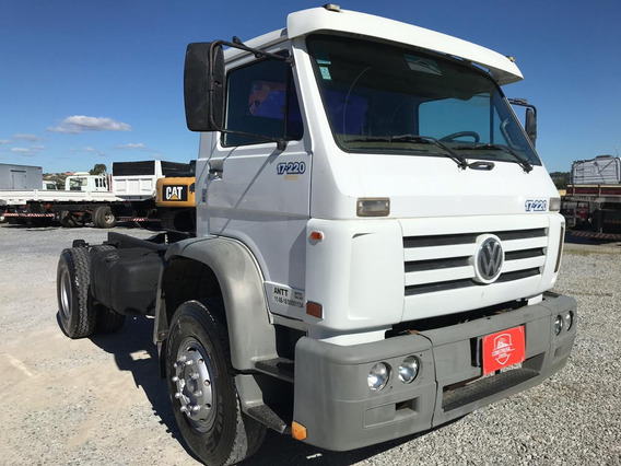 Vw 17.220 Worker (2004/2004) Chassi