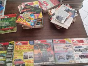 Coleção Revistas Quatro Rodas Anos 90.