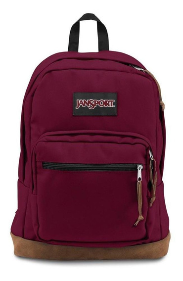 Mochila Jansport Right Pack Russet Red