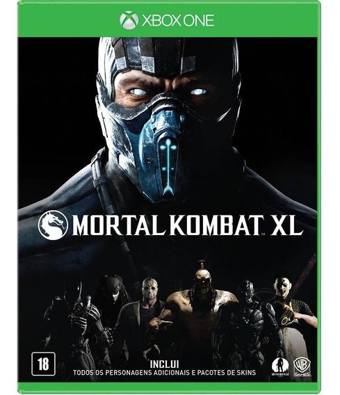 Game Mortal Kombat Xl - Xbox One