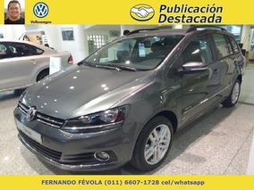 Volkswagen 0km Vw Suran Highline Financiado Tasa 0 2019 3