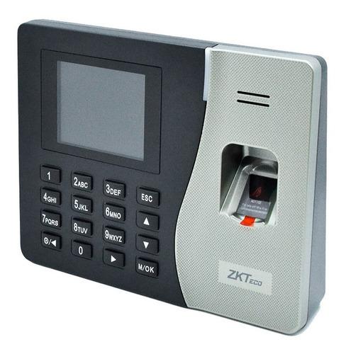 Imagen 1 de 10 de Reloj Control Acceso Personal  Huellas Tarjetas K20c
