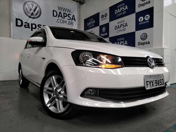 Volkswagen Voyage 1.6 Evidence Automático 2016 Único Dono