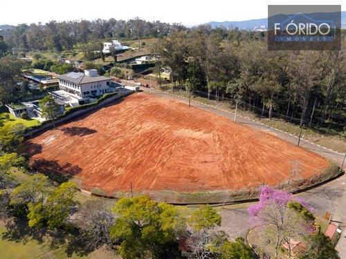 Imagem 1 de 9 de Terrenos Em Condomínio À Venda  Em Atibaia/sp - Compre O Seu Terrenos Em Condomínio Aqui! - 1480681