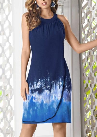 Vestido Azul 1352771