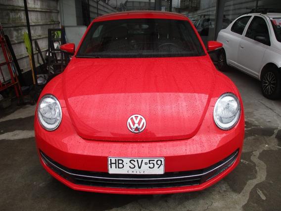 Volkswagen Beetle 2.0 At 2015