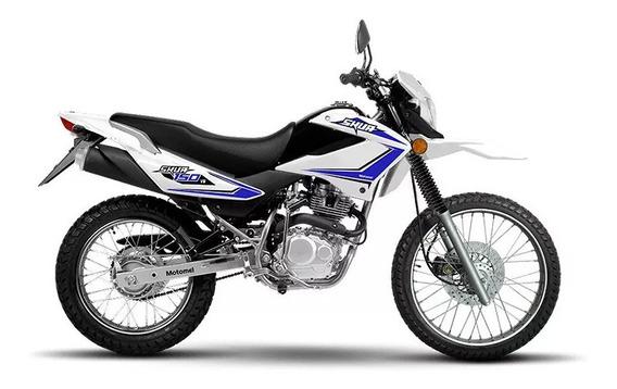 Motomel Skua 150 (tipo Zanella Zr 150) 18ctas$4.734 Motoroma