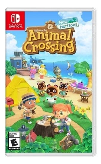 Animal Crossing: New Horizons Switch Midia Fisica Lacrado