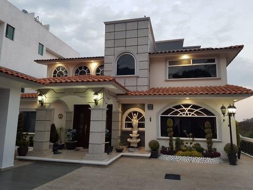 Casa Con Alberca En Venta En Condado De Sayavedra, Atizapan
