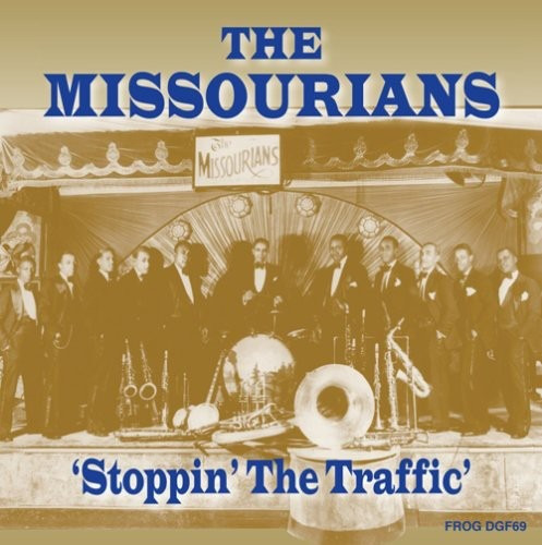 The Missourians Stoppin The Traffic Cd Us Import