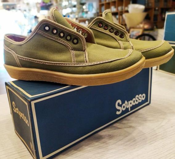 Zapatilla Sorpasso Vintage