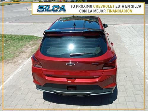 Chevrolet Onix Rs 2022 Rojo 0km