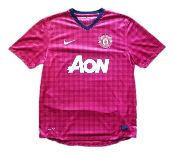 Manchester United Nike Football Tee Home Kit