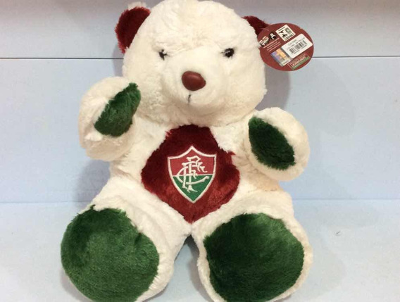 Fluminense Urso De Pelúcia Lovely Toys Ref 5946