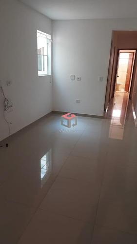 Apartamento Para Locação, 2 Quartos, 1 Vaga - Vila Lucinda - Santo André / Sp  - 68079