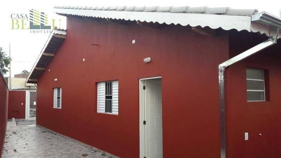Casa Com 2 Dormitórios À Venda, 64 M² Por R$ 265.000 - Portal Da Estação - Franco Da Rocha/sp - Ca0367