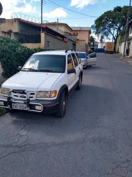Kia Grand Sportage 2.0 Dlx 5p Gasolina 1999