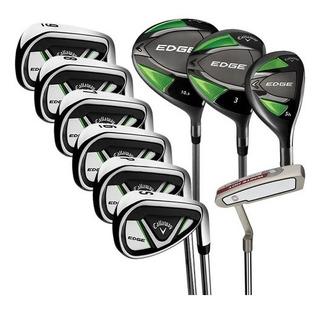 Callaway Edge 10 Set De Golf Completo Original 10pzs Hombre