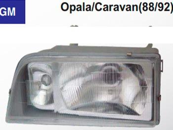 Semioptica Chevrolet D40 1980-1992/opala 1988/ Derecho
