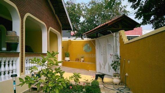 Casa De Condomínio Em Valinhos - Ca0585