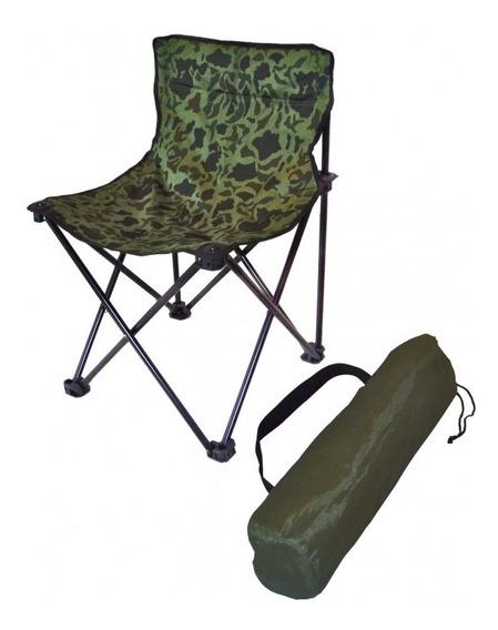 Cadeira Araguaia Premium Dobrável Camuflada 15900 Belfix