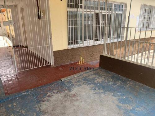 Terreno À Venda, 250 M² Por R$ 500.000,00 - Jardim Pinhal - Guarulhos/sp - Te0968